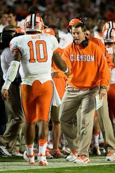 Orange Bowl vs OSU Photos - 2014, Bowl Game, Dabo Swinney, Football, Ohio State, Tajh Boyd | TigerNet