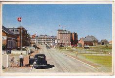 FANØ VESTERHAVSBAD - Emnenummer 141797 - DFF frimærkesalg - Frimærker og postkort
