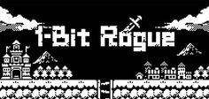 1-Bit Rogue - retrogame ai massimi livelli su Android e iPhone! 1-Bit Rogue è puro e semplice roguelike! E' un gioco in bianco e nero in pixelart retrò! Offre di una colonna sonora chiptune per i nostalgici del feel del sound chip PSG!  Dettagli del gioco