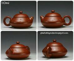 Чайник Тайваньский ручная работа, клеймо мастера, сертификат аутентичности.  Материал: Исинская фиолетовый глина (Zhuni) Объём: 110 мл  Цена: 530 грн. ~ возможен под заказ на 21 декабря