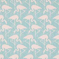 New vintage wallpaper collection from Sanderson