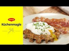 Glutenfreie Amaranth Waffeln I MAGGI Küchenmagie - YouTube