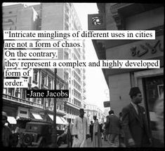 Posts about jane jacobs written by Rafalafel Architecture Plan, Landscape Architecture, Architecture Quotes, City Quotes, Urban Nature, Career Inspiration, Urban Planning, Urban Design, Word Art