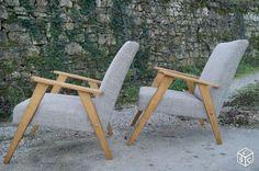 Paire de fauteuils des années 60 Ameublement Hérault - leboncoin.fr