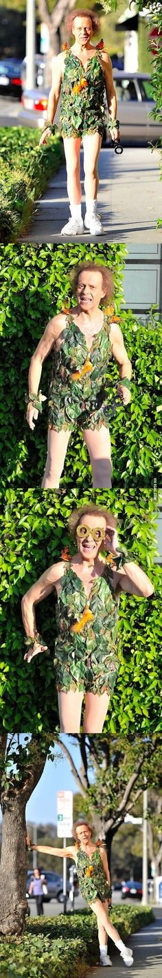 Richard Simmons as Poison Ivy