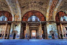 An Urban Exploration Journey with Chris Luckhardt