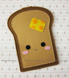 "Kindle sleeve, Kindle case, Kindle Fire sleeve, Kindle Fire case, Kindle Paperwhite cover, Kindle cover, Kindle Touch case, "" Toast Bread"""