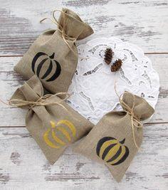 vasylynkiny дорожки: Мешки с 🎃 / Pumpkin treat bag