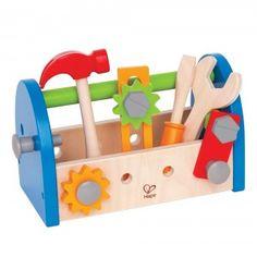 Kinderen zijn dol op rollenspelen & kleine jongens willen graag klussen…
