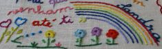 REF.ª: LN47  Lenço dos namorados, bordado à mão em pano de linho, com a dimensão de 15×15 cm. PREÇO: 15€ ACRESCE VALOR DE PORTES DE ENVIO  NOTA:O USO DE IMAGENS ENCONTRADAS NESTE …