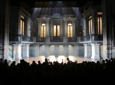 evita broadway set design - Google Search Set Design Theatre, Prop Design, Stage Design, Evita Musical, Shadow Theatre, Red Curtains, Stage Set, Scenic Design, Romeo And Juliet