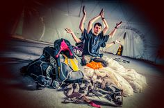 Sky Camp Dropzone, Poland packer: Alek fot. KonwentPhotography