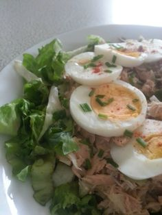 Tonhal saláta (saját majonézzel)