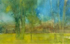 Laom Pool  by Tatara prints for sale. Laom Pool Landscape canvas, acrylic, custom frame prints. Orientation: horizontal . Color tones: green