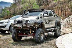 Toyota Trucks, Ford Trucks, 2010 Toyota Tacoma, Hunting Truck, 4x4 Accessories, Isuzu D Max, Vw Amarok, Toyota 4runner, Car Pictures