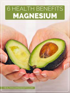 Magnesium ~ Alleviate Gastrointestinal Discomfort ~ Regulate Healthy Blood Sugar ~ Maintain A Healthy Heart ~ Nurturing Healthy Bones ~ Powerful Detoxifier ~ Decrease Risk of Cancer