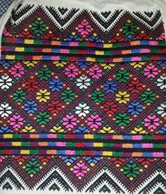 Ukrainian traditional embroidery