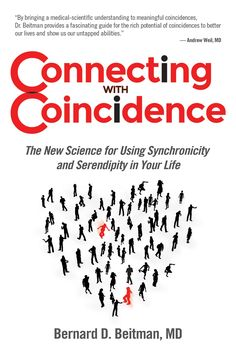 Connecting with Coincidence by Bernard Beitman - We've all experienced or heard of surprising events and unexplainable coincidences—money that seems to come from. Literature Books, Coincidences, Serendipity, Your Life, Self Help, Connection, This Book, Ebooks, Stress
