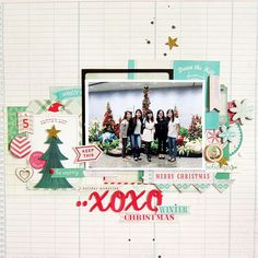 xoxo christmas by magnette at @Studio_Calico
