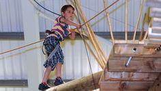 Adventure Centre @ Bluestone. http://www.bluestonewales.com/activities/adventure-centre