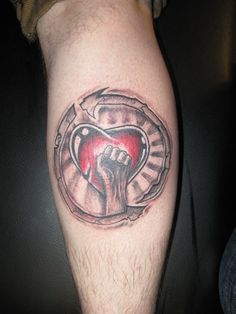 Rise Against Tattoo