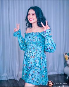 Cute Girl Pic, Cute Girl Poses, Cute Girls, Bollywood Girls, Bollywood Celebrities, Shivangi Joshi Instagram, Kartik And Naira, Casual Outfits, Fashion Outfits