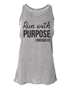 This is an Original Design by WorkItWear So I run with purpose in every step. I am not just shadowboxing. I discipline my body like an athlete, clothes Workout Attire, Workout Wear, Workout Fitness, Fitness Tanks, Athlete Workout, Fitness Humor, Fitness Apparel, Workout Outfits, Health Fitness