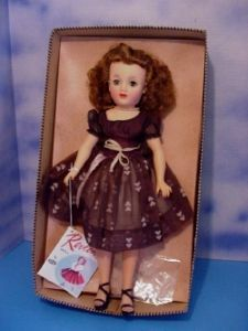 Revlon doll, My mom had one and it was such a treat when she'd let me take her out of her case!