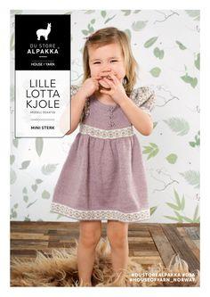 Baby Barn, Knitting For Kids, Norway, Flower Girl Dresses, Summer Dresses, Wedding Dresses, Children, Mini, Pattern