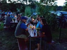 9.7.2016 - Sommerfest  Dämmerschoppen