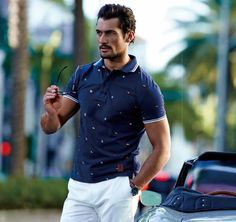 David Gandy for Selected Summer 2014