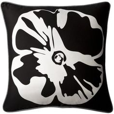 """Room 365 Floral Branch Pillow 18x18"""""""
