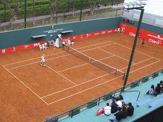 Copa Challenger: cancha de arcilla del Terrazas fue elogiada por los tenistas   Copa Challenger   Libero.pe
