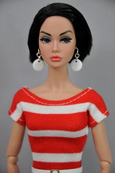 Dolls, Clothing & Accessories Fashion, Character, Play Dolls Dependable Fashion Royalty Poppy Parker Outfit Skirt Blose Jacket Shoes Extras 12 Inch Doll
