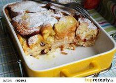 Eastern European Recipes, Czech Recipes, Oreo Cheesecake, Dessert Recipes, Desserts, Custard, Quick Meals, Sweet Recipes, Cauliflower