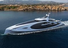 What is the latest news in the world of yacht design? What yacht designers are driving the latest and greatest superyacht projects? Yacht Design, Boat Design, Yatch Boat, Catamaran, Super Yachts, Grand Luxe, Float Your Boat, Yacht Interior, Motor Yacht