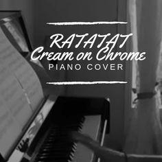 RATATAT - Cream on Chrome - Piano cover #ratatat #creamonchrome #magnifique #piano #pianocover #pianocovers #pianoplayer