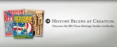 Discover BJU Press Christian Heritage Studies textbooks