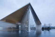 Chongqing Central Park Life Experience Center / gad | ArchDaily