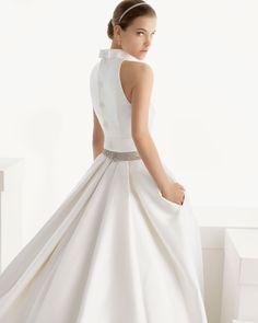 Rosa Clara - Vestidos de novia o fiesta para estar perfecta.
