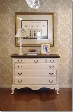 Refreshingly Chic: Furniture makeover!