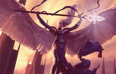 Avacyn, Guardian Angel by Winona Nelson