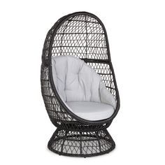 Anya Metal Egg Chair  Saw this at B&Q today and had to sit in it ... very nice :-)