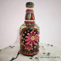 Bottle Art, Healer, Engagement, Instagram, Home Decor, Decoration Home, Room Decor, Engagements, Home Interior Design