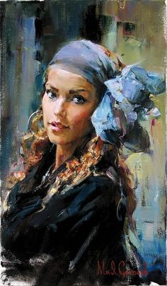 Michael & Inessa Garmash - cautivar a