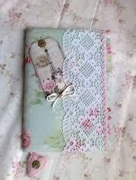 Resultado de imagen para capa de caderno com tecido vintage