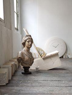 DECOR ; INTERIORS ; ART ; Sylvie Becquet