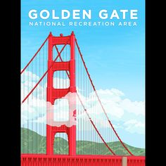 Golden Gate National Recreation Area by David Hays  #SeeAmerica