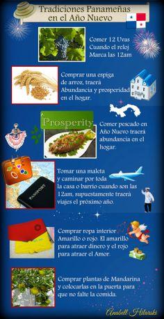 Tradiciones Panameñas en el Año Nuevo #Panama #TradicioenesenPanama #AñoNuevoPanama