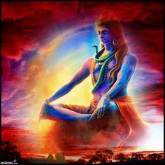 Har Har Mahadev Lord Shiva meditation Om namah Shivaya